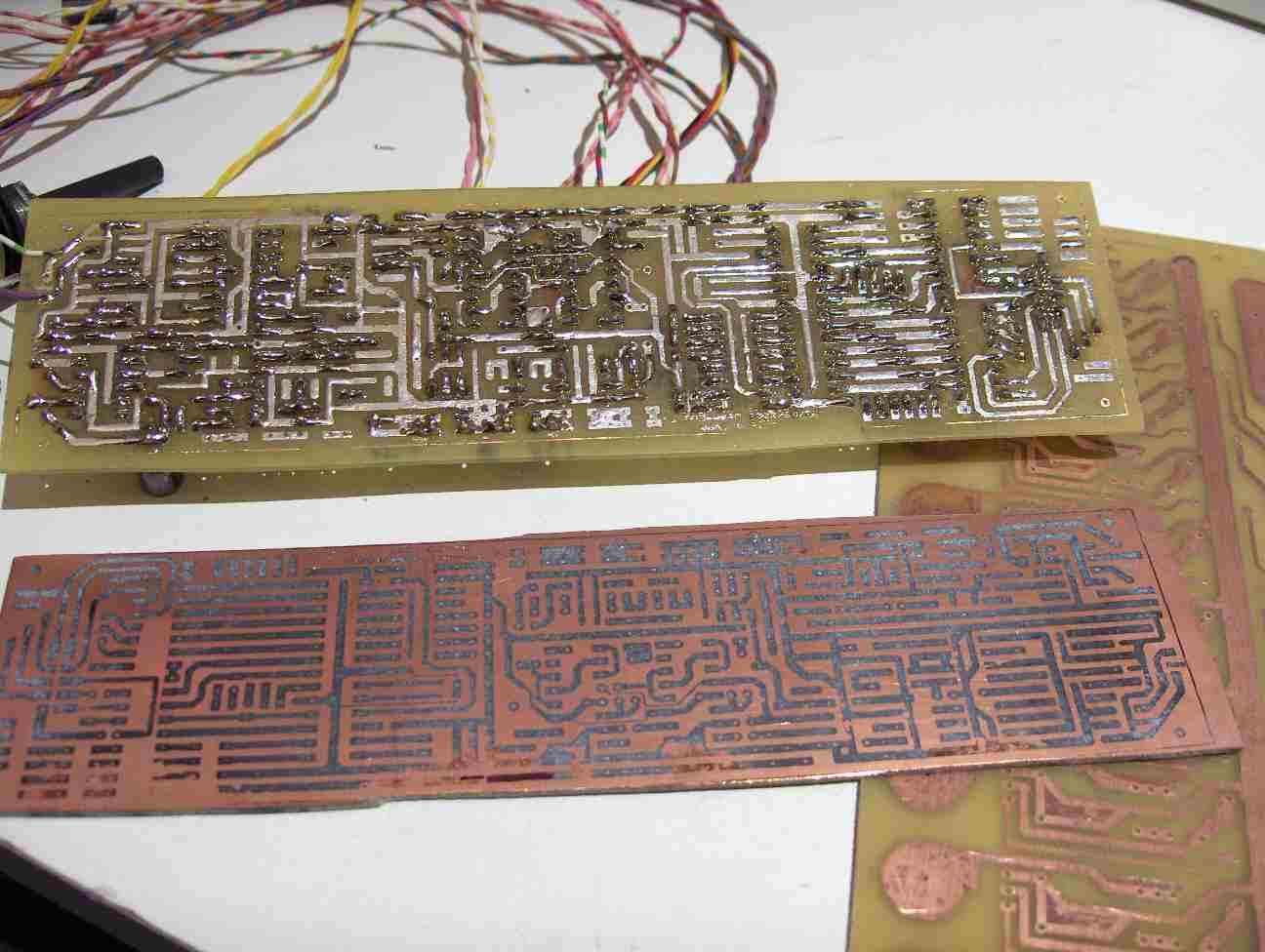 Les Circuits Imprims Conception De Circuit